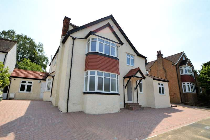 3 Bedrooms Apartment Flat for sale in Reddown Road, Coulsdon