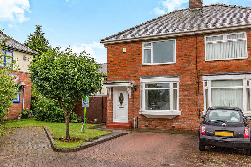 2 Bedrooms Semi Detached House for sale in Daphne Road, Stockton-On-Tees, TS19