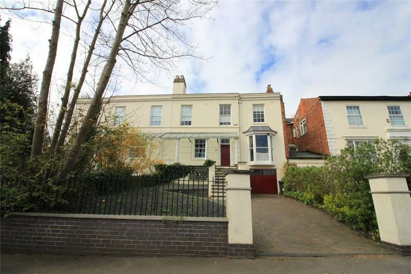4 Bedrooms Semi Detached House for sale in Bristol Road, Edgbaston, West Midlands