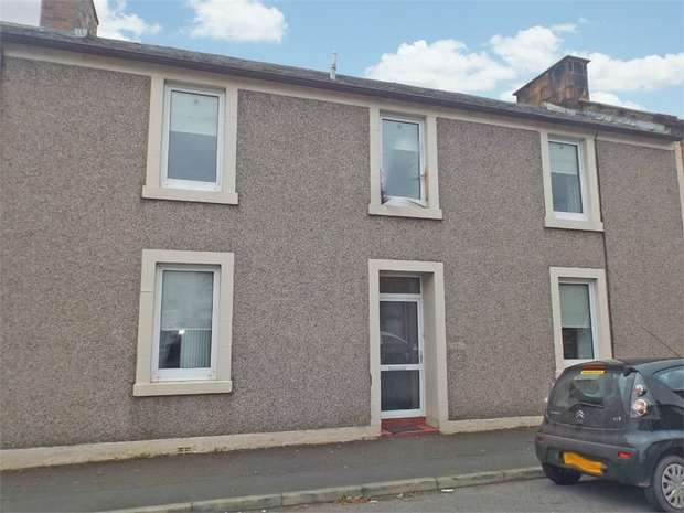 2 Bedrooms Terraced House for sale in Ednam Street, Annan, Dumfries and Galloway