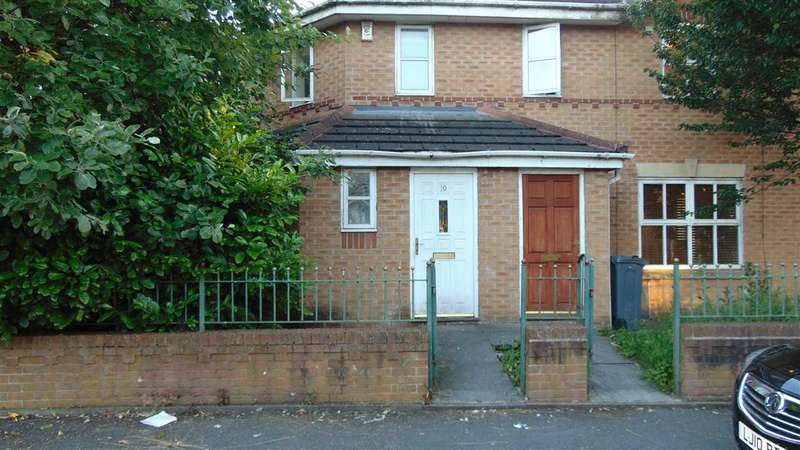 3 Bedrooms Semi Detached House for sale in Minster Road, Moston, Manchester