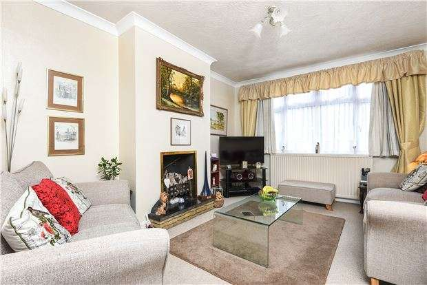 3 Bedrooms Property for sale in Abbotts Road, MITCHAM, Surrey, CR4 1JY