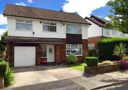 5 Bedrooms Detached House for sale in Cringle Drive, Cheadle, Greater Manchester