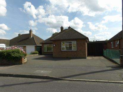 2 Bedrooms Bungalow for sale in Wellgate Avenue, Birstall, Leicester, Leicestershire