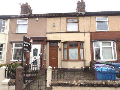 2 Bedrooms Terraced House for sale in Pirrie Road, Walton, Liverpool, Merseyside, L9