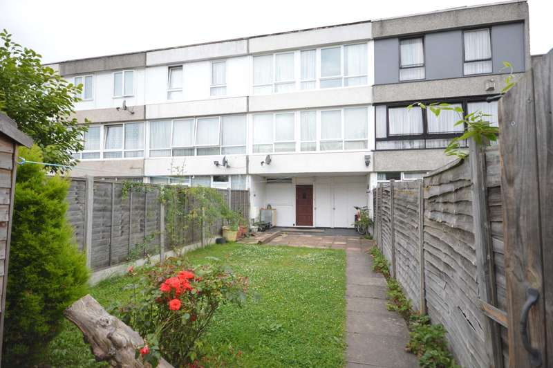 4 Bedrooms Town House for sale in Holstein Way, Erith