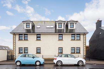 2 Bedrooms Flat for sale in Harbour Street, Irvine, North Ayrshire