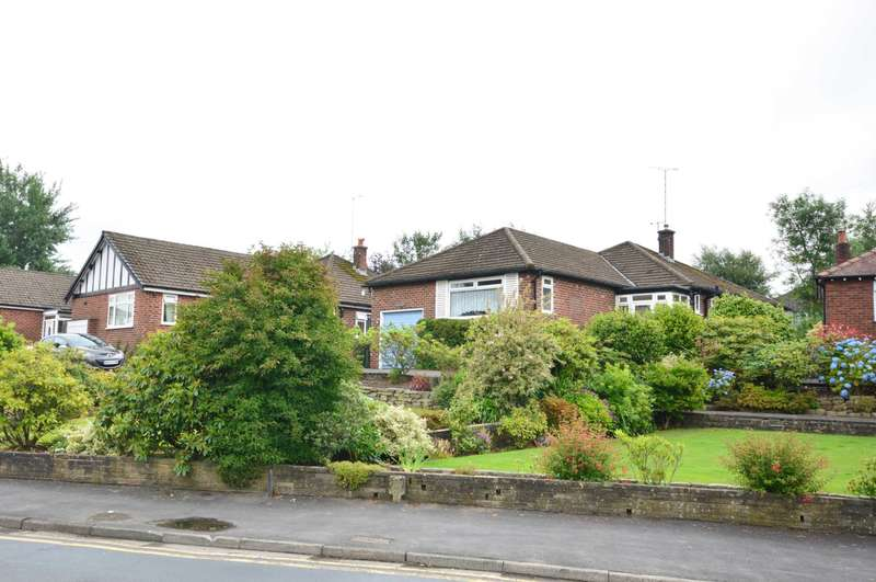3 Bedrooms Detached Bungalow for sale in FIR ROAD, Bramhall