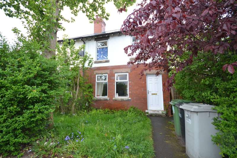 3 Bedrooms Semi Detached House for sale in Moss Lane, Macclesfield