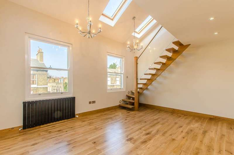 3 Bedrooms Flat for sale in Mason Street, Elephant and Castle, SE17