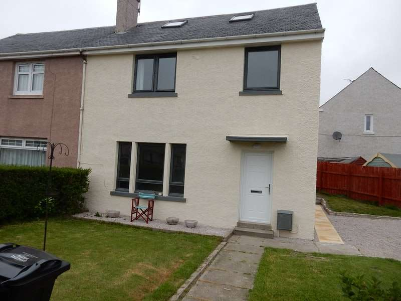 3 Bedrooms Semi Detached House for sale in cairnwell place, aberdeen, Aberdeen, AB16