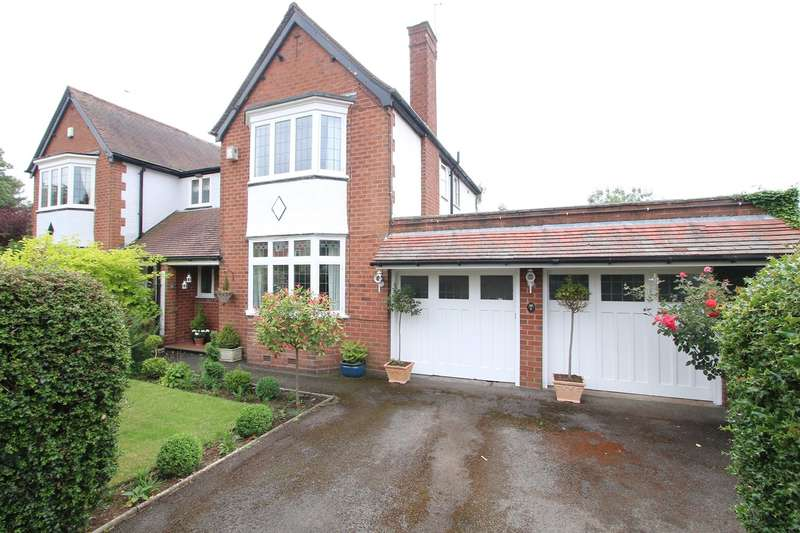 3 Bedrooms Semi Detached House for sale in Hall Lane, Hagley, Stourbridge, DY9