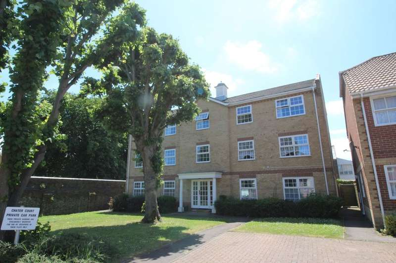 1 Bedroom Flat for sale in Chater Court, Deal, CT14