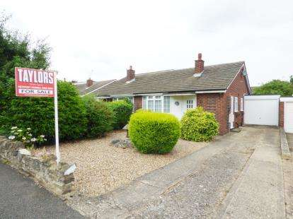2 Bedrooms Bungalow for sale in Worcester Close, Newport Pagnell
