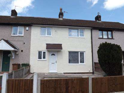 3 Bedrooms Terraced House for sale in Brookway Lane, St. Helens, Merseyside, WA9