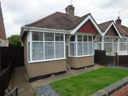 2 Bedrooms Bungalow for sale in Ruskin Road, Northampton, Northamptonshire
