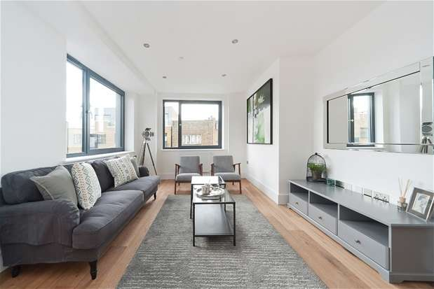 1 Bedroom Flat for sale in Coldharbour Lane, London