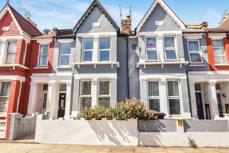 4 Bedrooms Terraced House for sale in Coleraine Road, Harringay