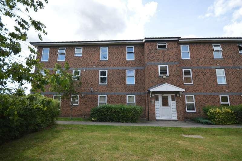2 Bedrooms Flat for sale in Howden Way, Eastmoor, Wakefield