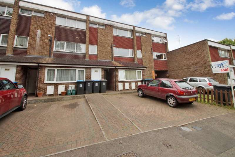 1 Bedroom Maisonette Flat for sale in Lonsdale, Hemel Hempstead
