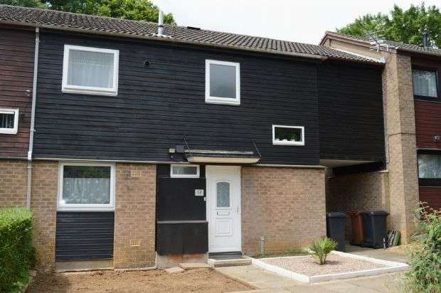 4 Bedrooms Terraced House for sale in Booth Meadow Court, Thorplands, Northampton NN3 8AZ