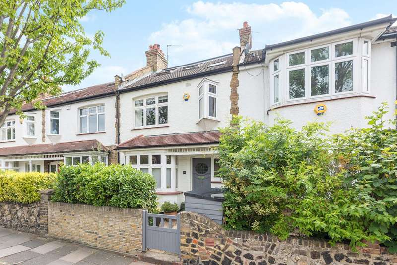 4 Bedrooms House for sale in Weymouth Avenue, South Ealing, W5