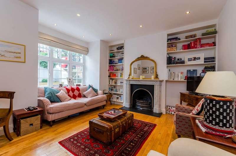 2 Bedrooms Maisonette Flat for sale in Tamworth Street, West Brompton, SW6