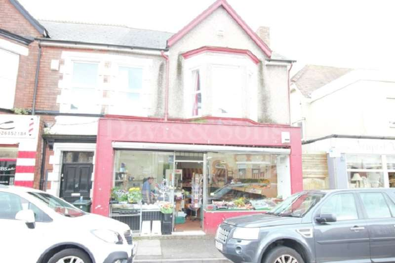 4 Bedrooms Terraced House for sale in Chepstow Road, Newport, Gwent. NP19 8JG