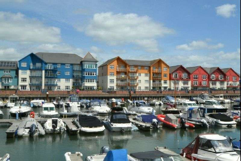 3 Bedrooms Flat for rent in SAILMAKERS, SHELLY ROAD, EXMOUTH, DEVON