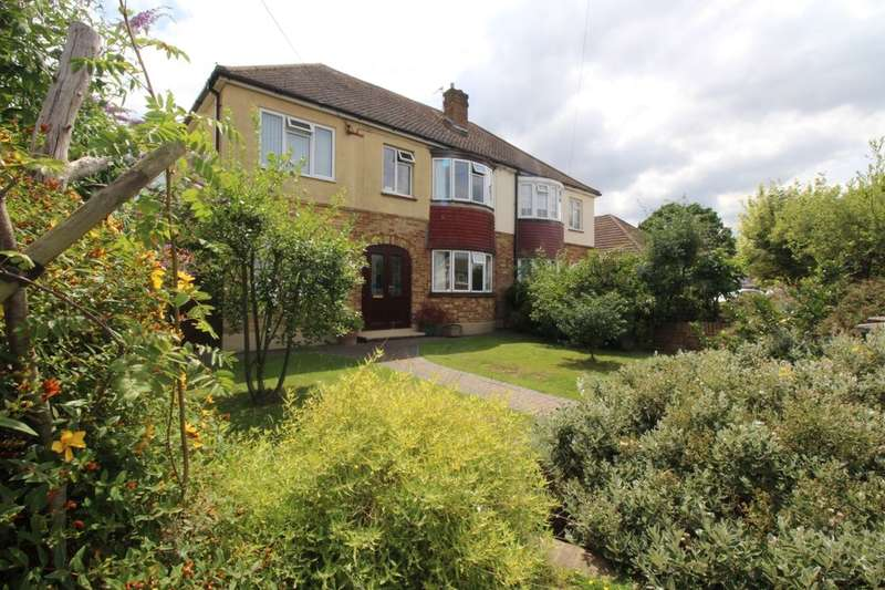 5 Bedrooms Semi Detached House for sale in Chestnut Avenue, Walderslade, Chatham, ME5