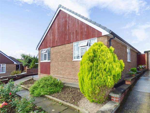2 Bedrooms Detached Bungalow for sale in Knightsbridge Avenue, Darlington, Durham