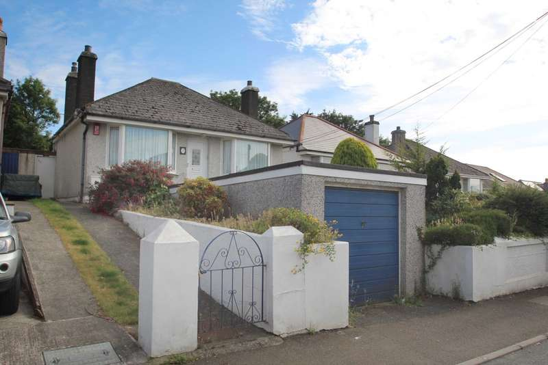 2 Bedrooms Detached Bungalow for sale in Saltash, Cornwall