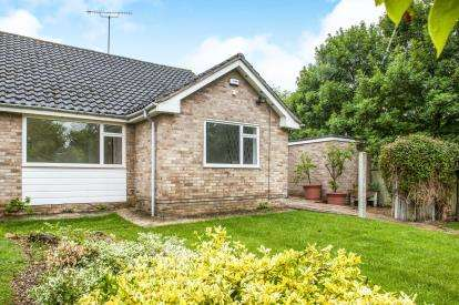 3 Bedrooms Bungalow for sale in Abbotswood Road, Brockworth, Gloucester, Gloucestershire