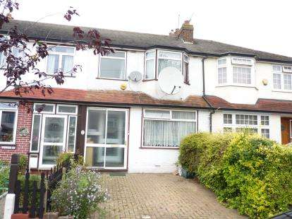 4 Bedrooms Terraced House for sale in Conway Crescent, Perivale, Greenford