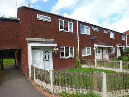 3 Bedrooms End Of Terrace House for sale in Wyre Close, Walsall, West Midlands