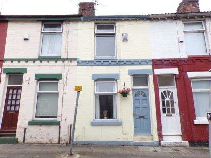 2 Bedrooms Terraced House for sale in Waterloo Street, Wavertree, Liverpool, Merseyside, L15