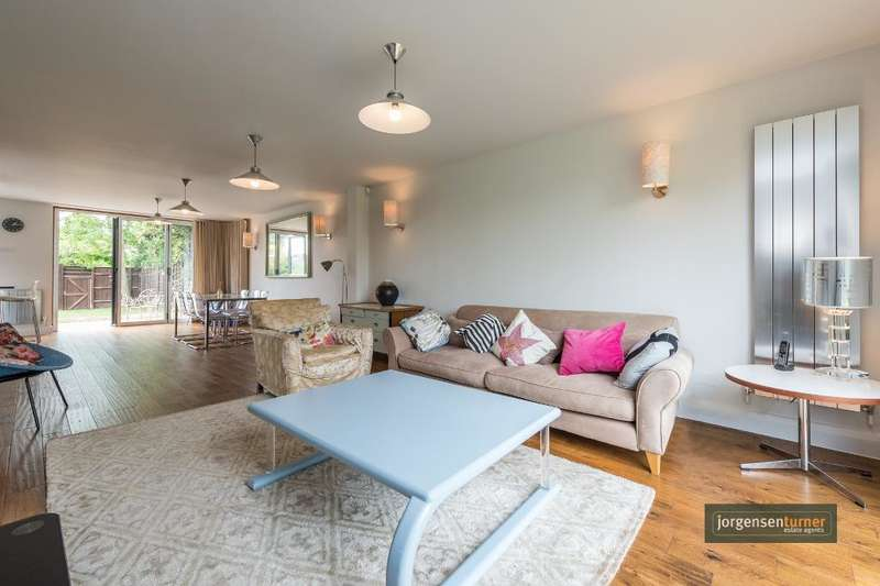 4 Bedrooms House for sale in St. Hildas Close, Christchurch Avenue, London, NW6 7NY