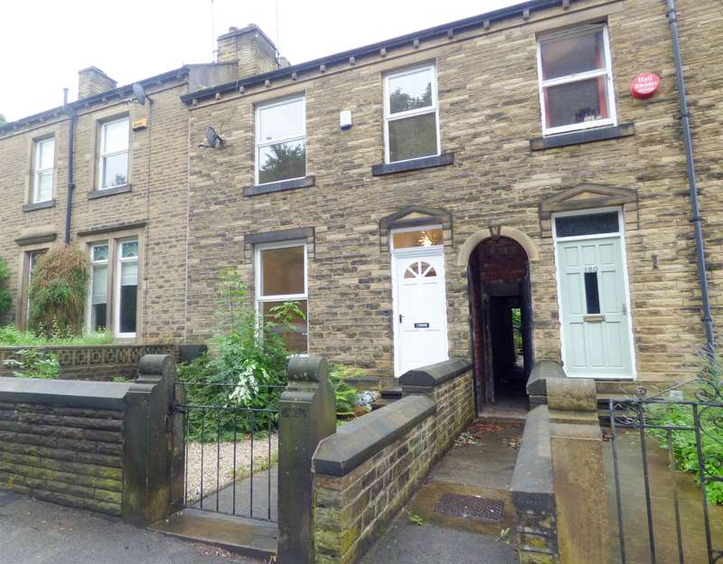 3 Bedrooms Terraced House for sale in Somerset Road, Huddersfield, HD5 8HN