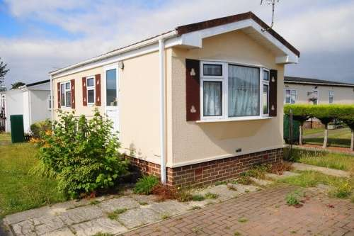 1 Bedroom Park Home Mobile For Sale In A Selwood Bournemouth