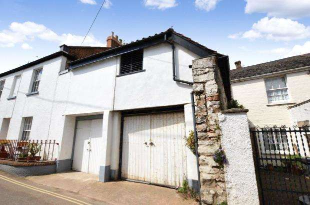 Garages Garage / Parking for sale in The Strand, Lympstone, Devon