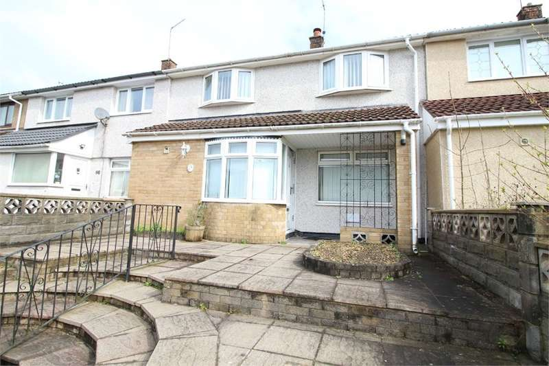 2 Bedrooms Terraced House for sale in Brynhyfryd, Croesyceiliog, CWMBRAN, NP44