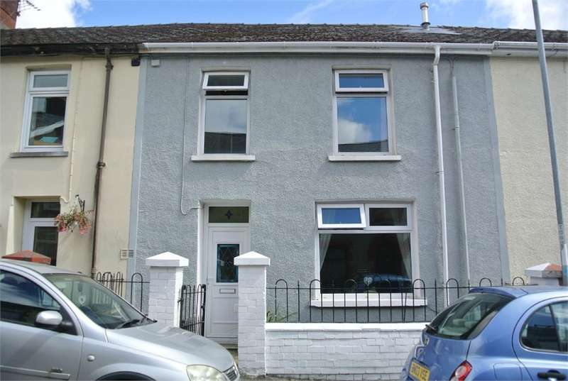3 Bedrooms Terraced House for sale in Ton Bach Street, Blaenavon, Pontypool, NP4