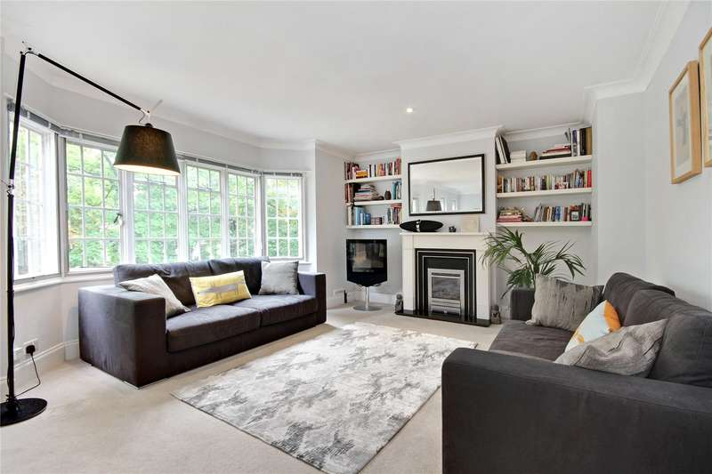 2 Bedrooms Flat for sale in Lee Road, London, SE3