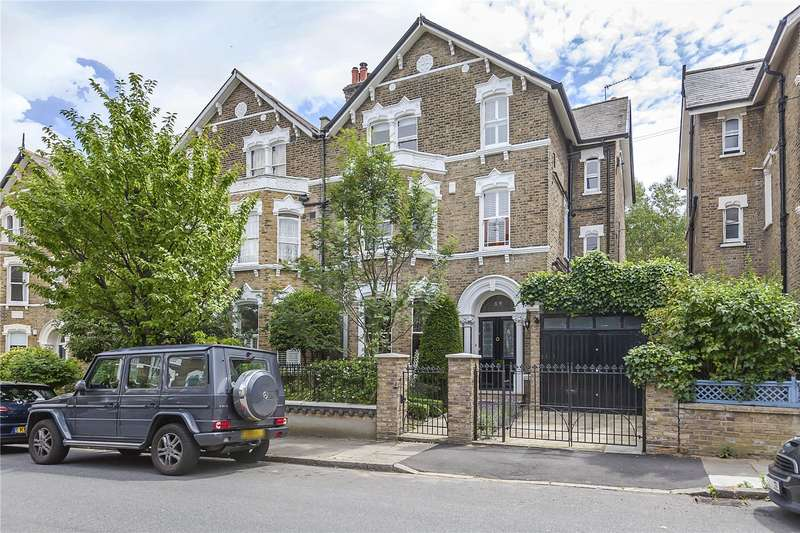 6 Bedrooms Semi Detached House for sale in Tressillian Road, London, SE4