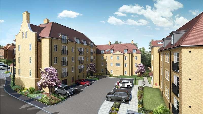 3 Bedrooms Flat for sale in Elmbank, Elmbank Avenue, Barnet, EN5