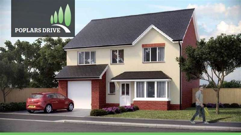 4 Bedrooms Detached House for sale in Poplars Drive, Skewen, Neath