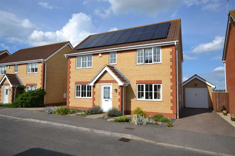 4 Bedrooms Detached House for sale in Brewhouse Lane, Soham