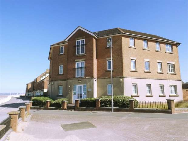2 Bedrooms Flat for sale in Caswell House, Mariners Quay, Aberavon, Port Talbot, West Glamorgan