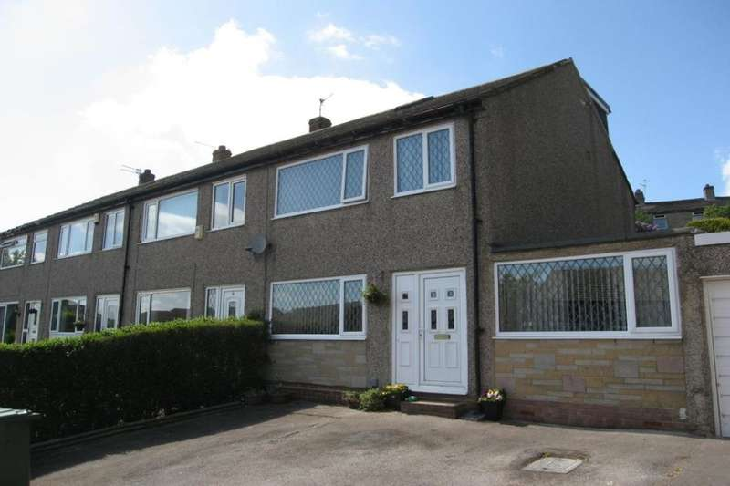 4 Bedrooms Property for sale in Raynham Crescent, Keighley, BD21