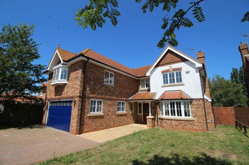 5 Bedrooms Detached House for sale in Court Tree Drive, Eastchurch, Sheerness, ME12